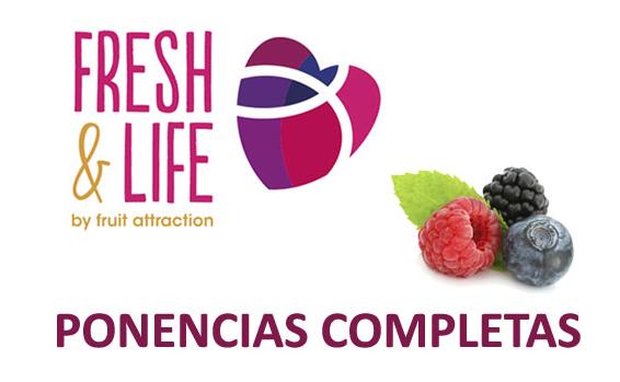 Vídeos de las intervenciones de los ponentes del Simposium Fresh & Life