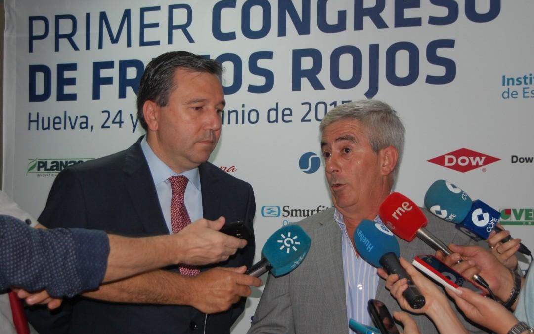 El Congreso de Frutos Rojos buscará la promoción de las berries y sus cualidades nutritivas en el mercado nacional