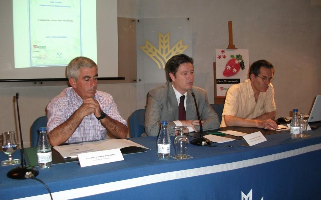 El encuentro técnico de Freshuelva destaca la importancia del control biológico de plagas