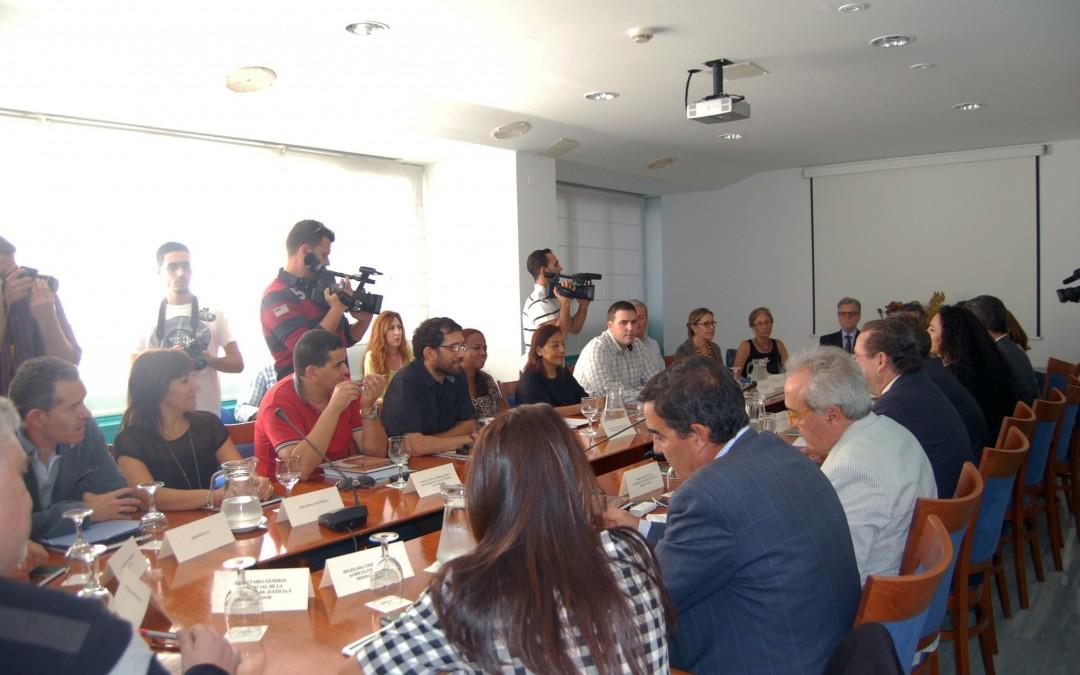 Constituido el Foro de la Inmigración de Huelva