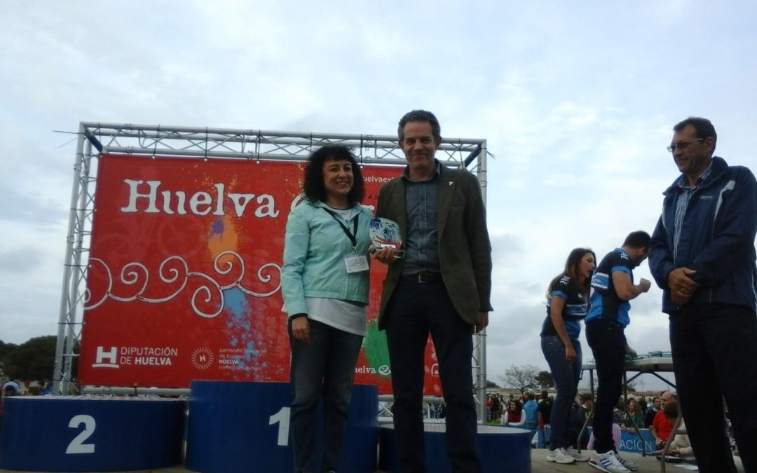 Freshuelva colabora con la carrera de bicicleta 'Huelva Extrema'