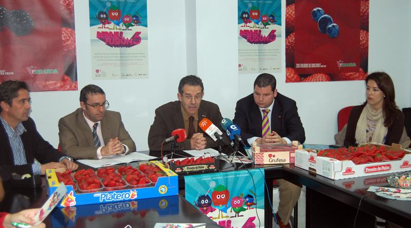 Arranca Berries Fusión con más de 2.000 euros en premios