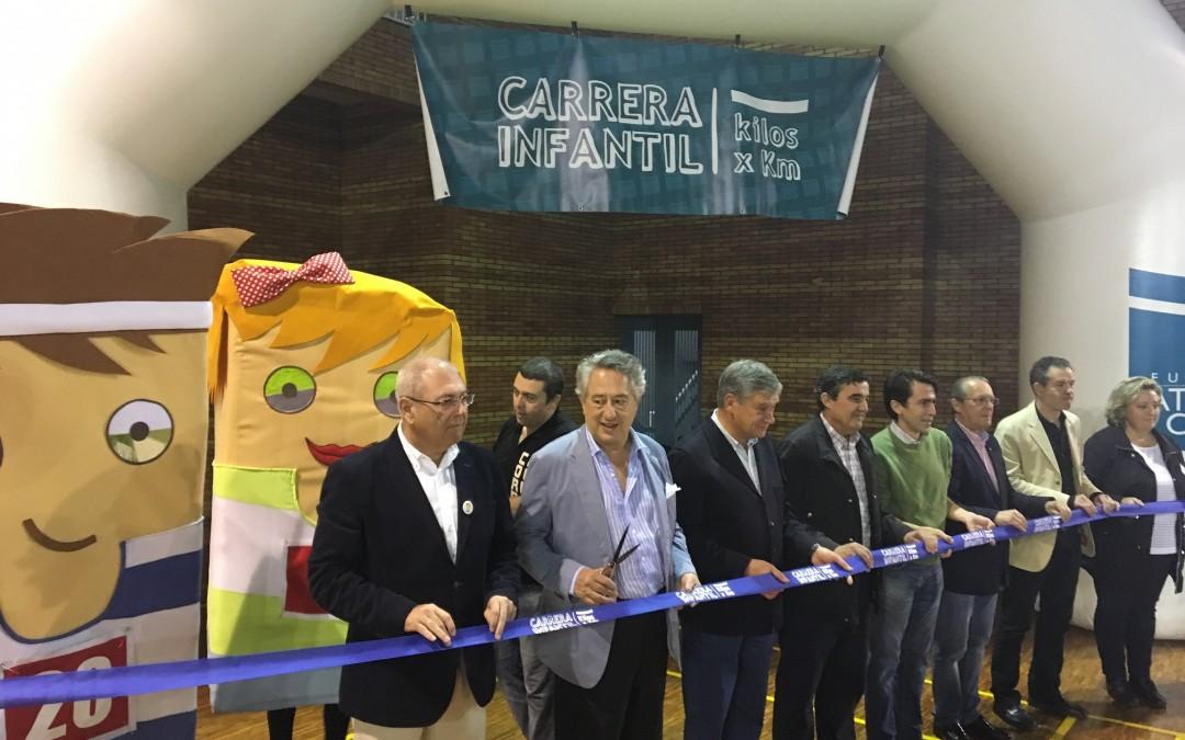 Freshuelva colabora con la Carrera Infantil 'Kilos x Km'