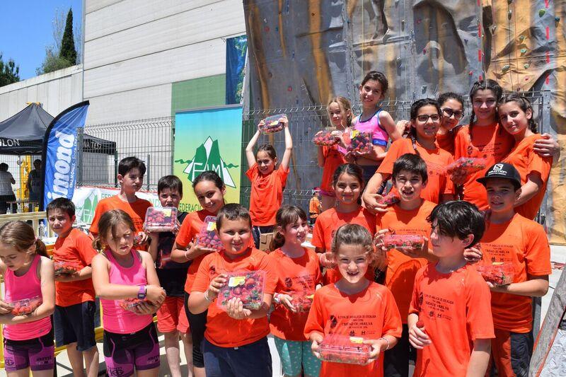 Freshuelva colabora con la II Copa de Escalada Ciudad de Huelva