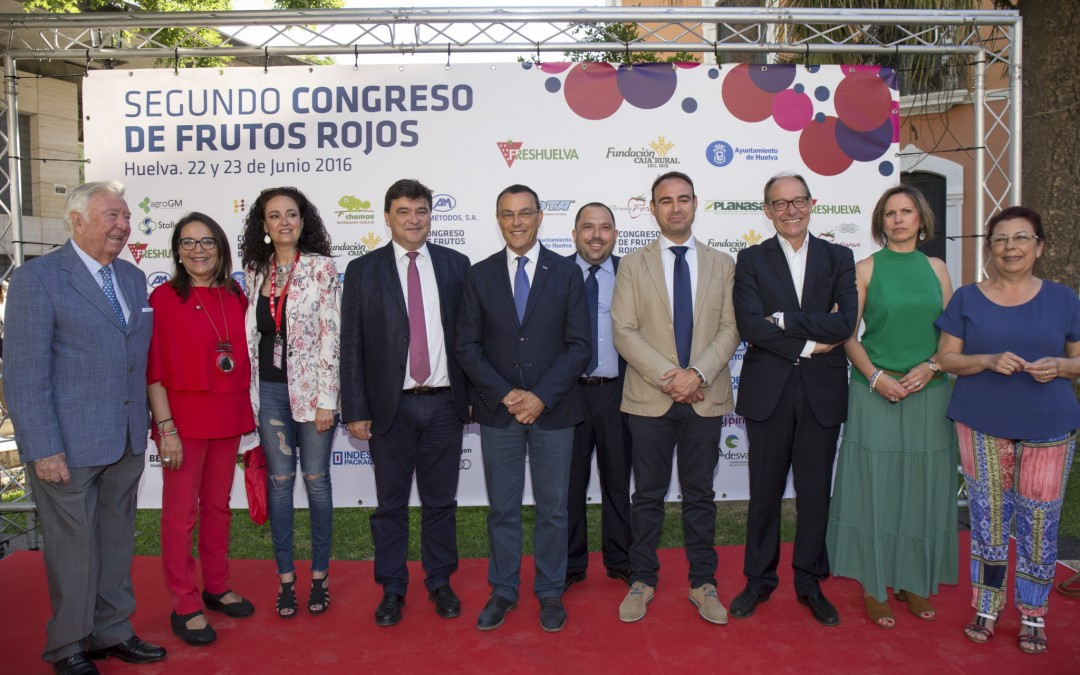 Las ferias Fruit Attraction y Fruit Logística colaborarán en el Congreso Internacional de Frutos Rojos
