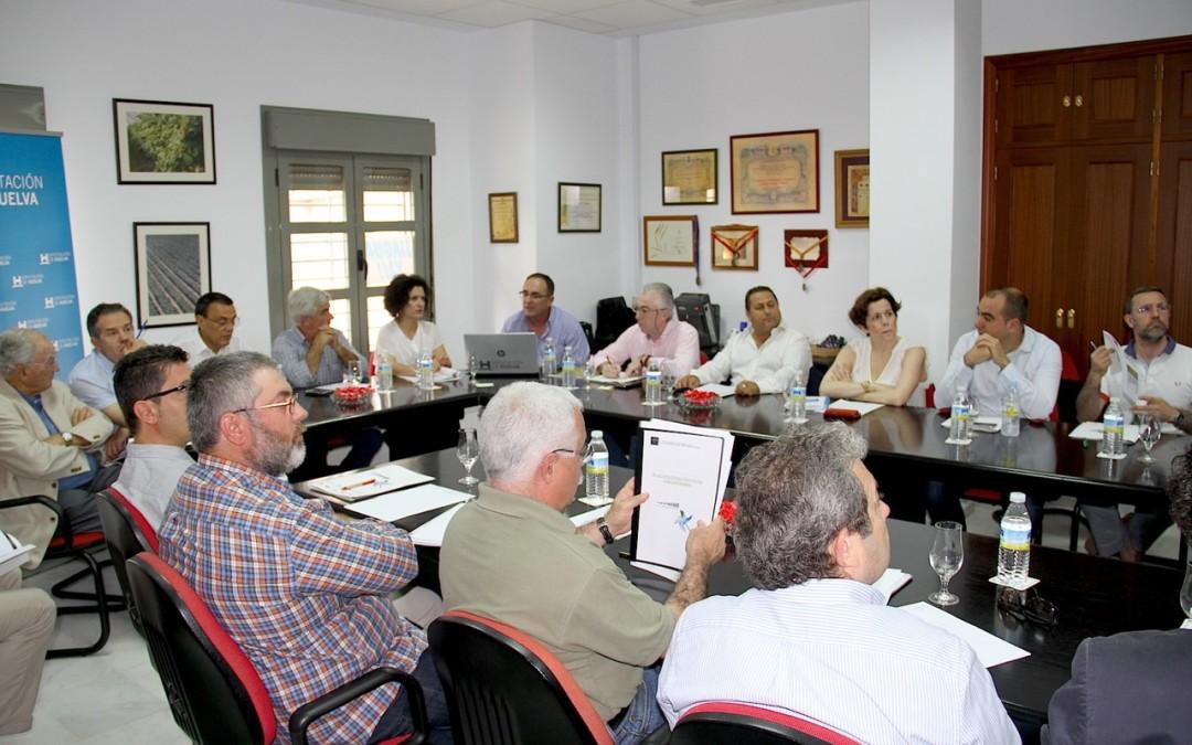 Los desafíos y oportunidades de las berries se incorporan al Plan Estratégico de la Provincia