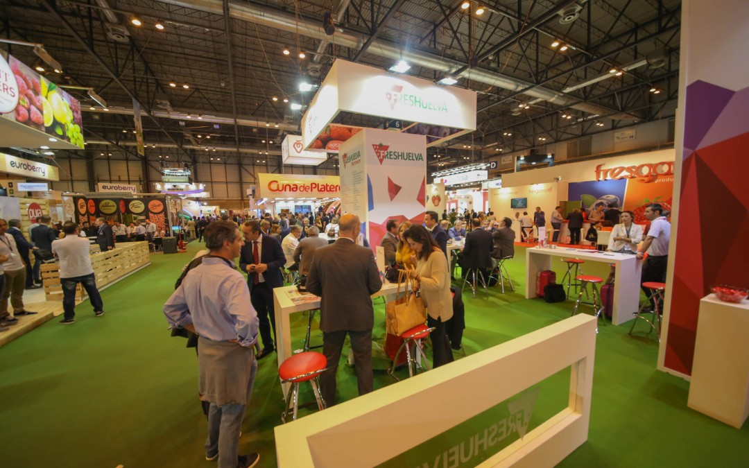 Fruit Attraction 2017 se celebrará entre el 18 y el 20 de octubre