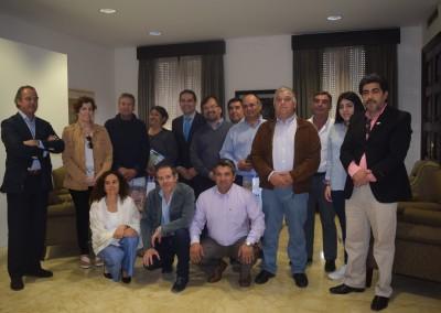 Visita Delegación de Chile