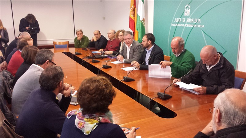Constituida la Mesa Provincial del III Plan Andaluz de la Producción Ecológica