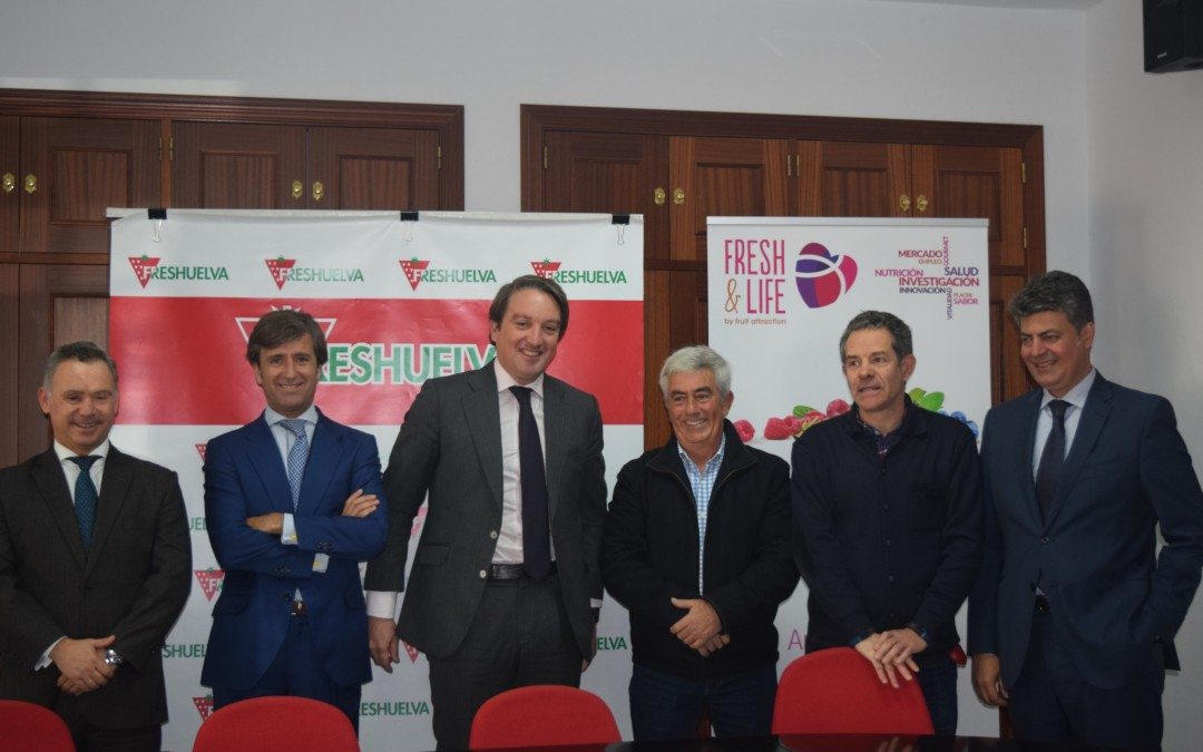 Garrigues, nuevo partner de Freshuelva