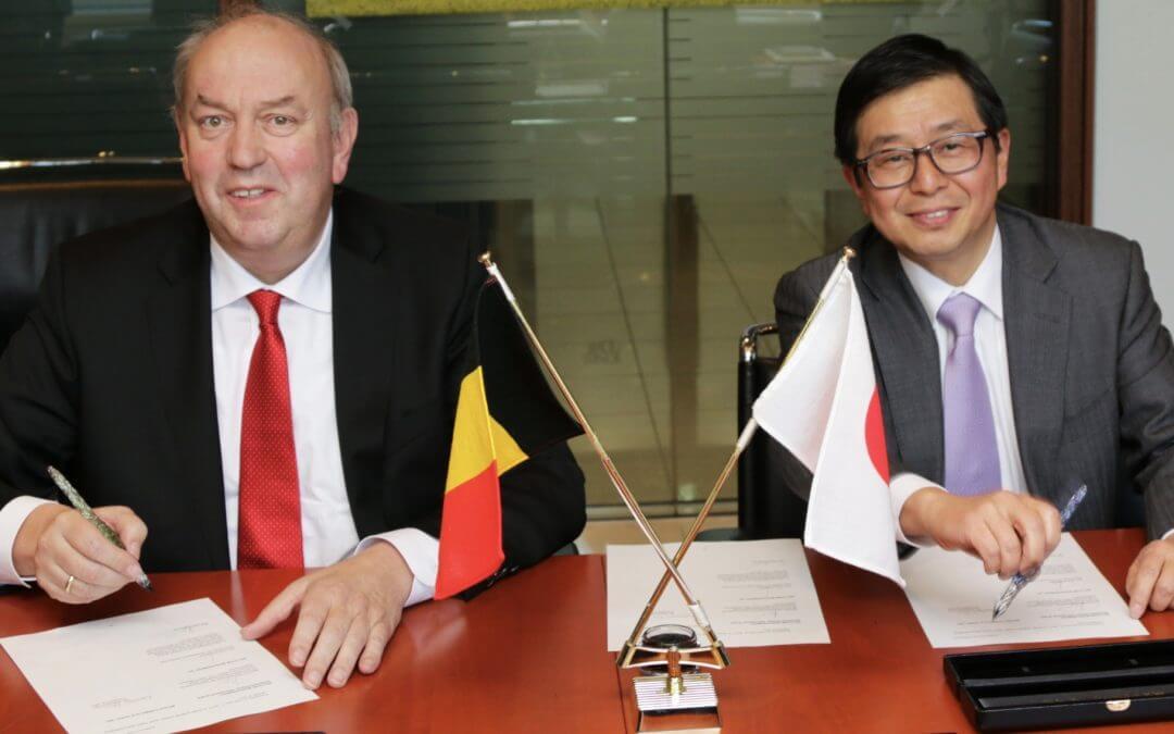 La empresa japonesa Mitsui Chemicals Agro, Inc. adquiere el 10% del partner de Freshuelva Belchim Crop Protection NV