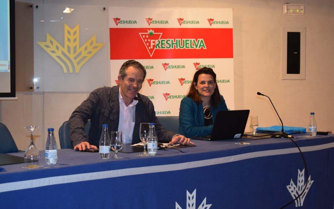 Freshuelva celebra su III Foro de Frutos Rojos