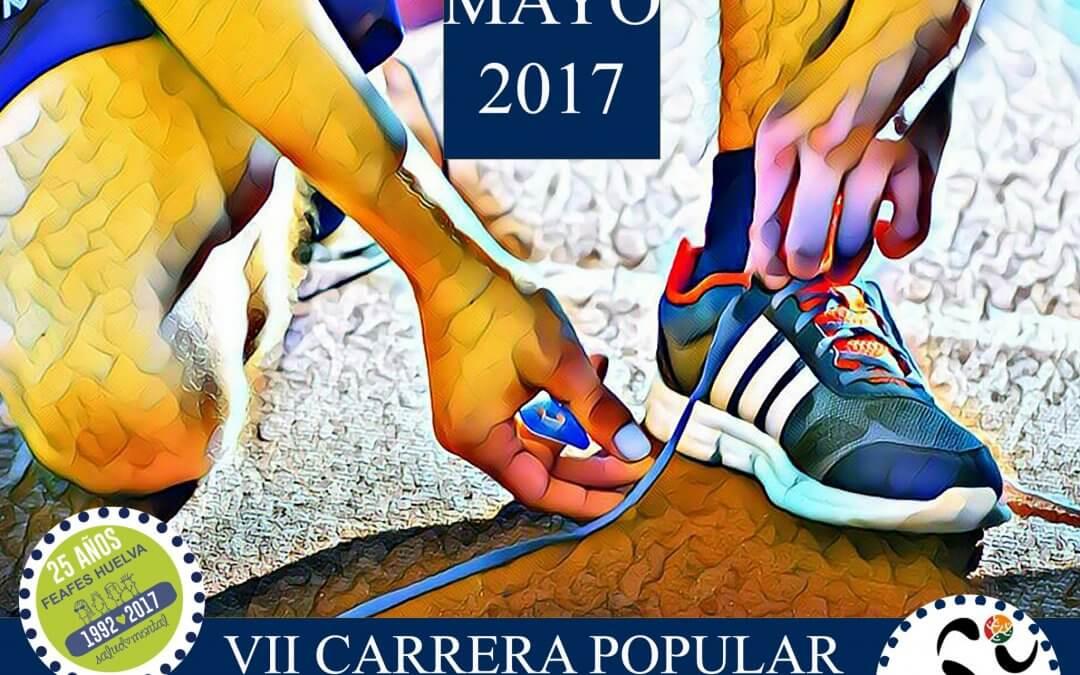 Carrera Popular de Feafes el próximo 14 de mayo