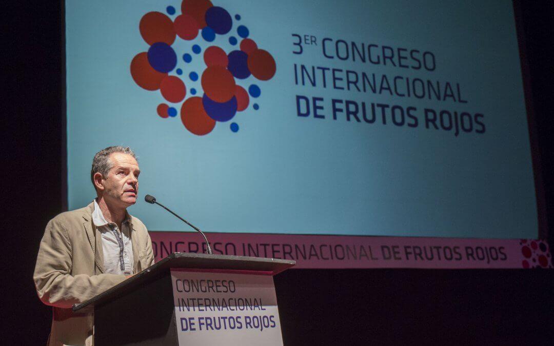 La sostenibilidad y la salubridad de los berries, a debate en la segunda jornada del III Congreso Internacional de Frutos Rojos