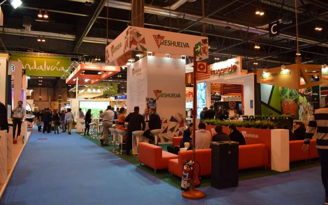 Seminario de Marketing Ferial de Fruit Attraction el 14 de marzo en Sevilla