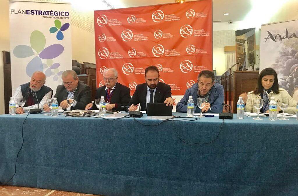 Freshuelva, en la Comisión de Agricultura del Plan Estratégico de la Provincia de Huelva