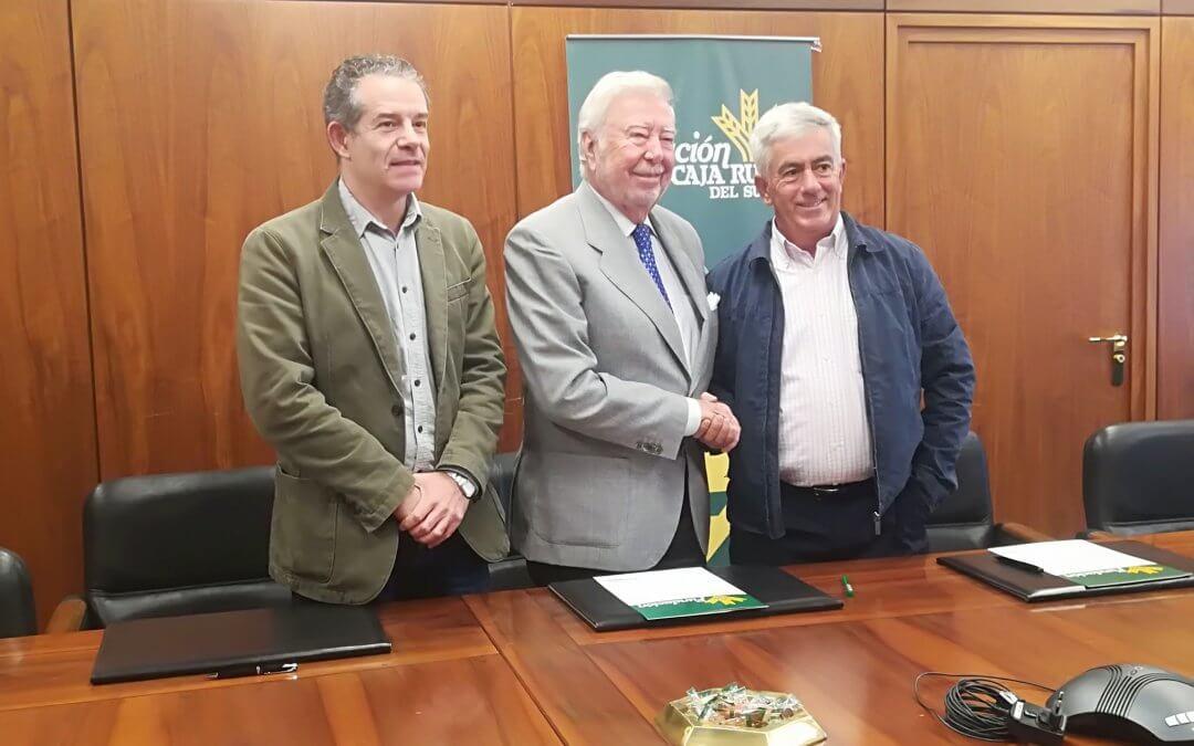 Freshuelva y la Fundación Caja Rural del Sur renuevan su colaboración