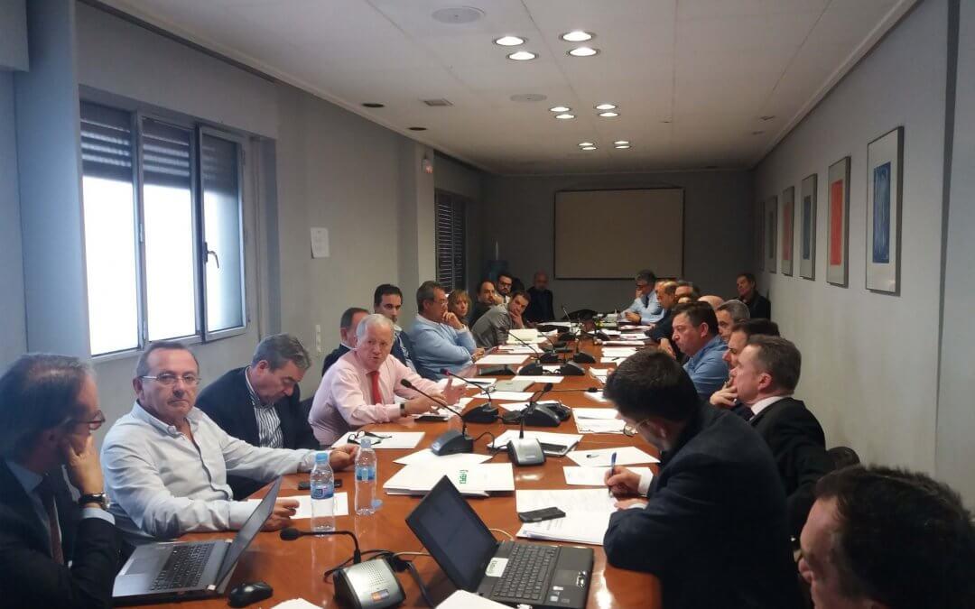 La Comisión de Gobierno de FEPEX analiza los retos del sector de frutas y hortalizas