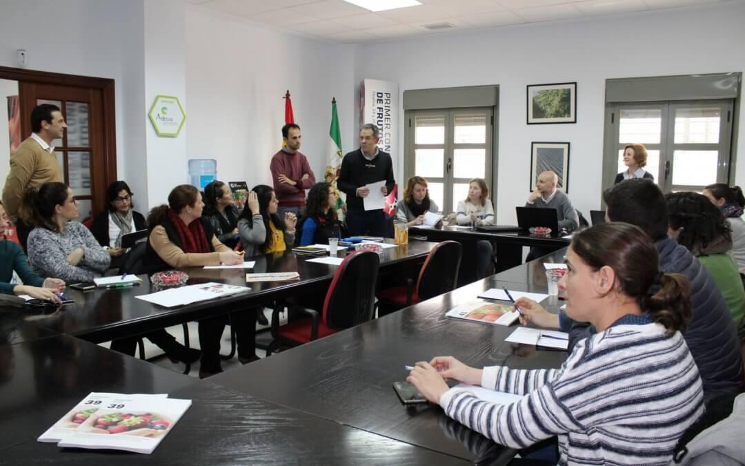 Jornadas técnicas sobre seguridad alimentaria en Freshuelva