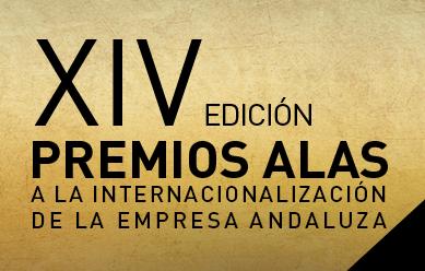 Abierto el plazo para la presentación de candidaturas a los XIV Premios Alas a la Internacionalización de la Empresa Andaluza