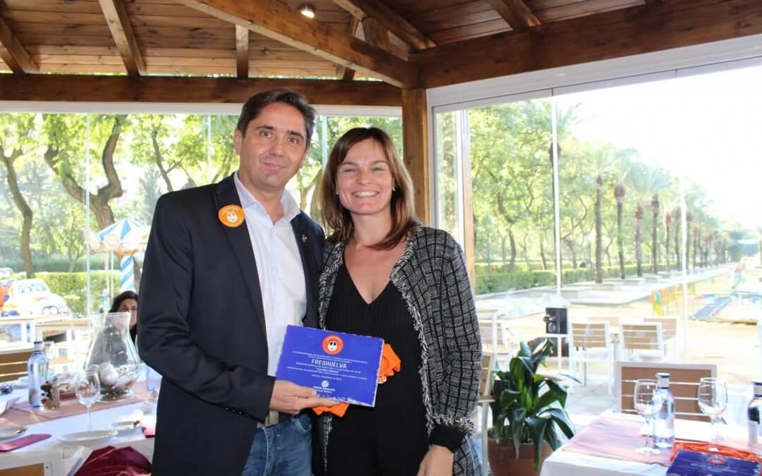 Feafes reconoce la colaboración de Freshuelva en la normalización de las enfermedades mentales