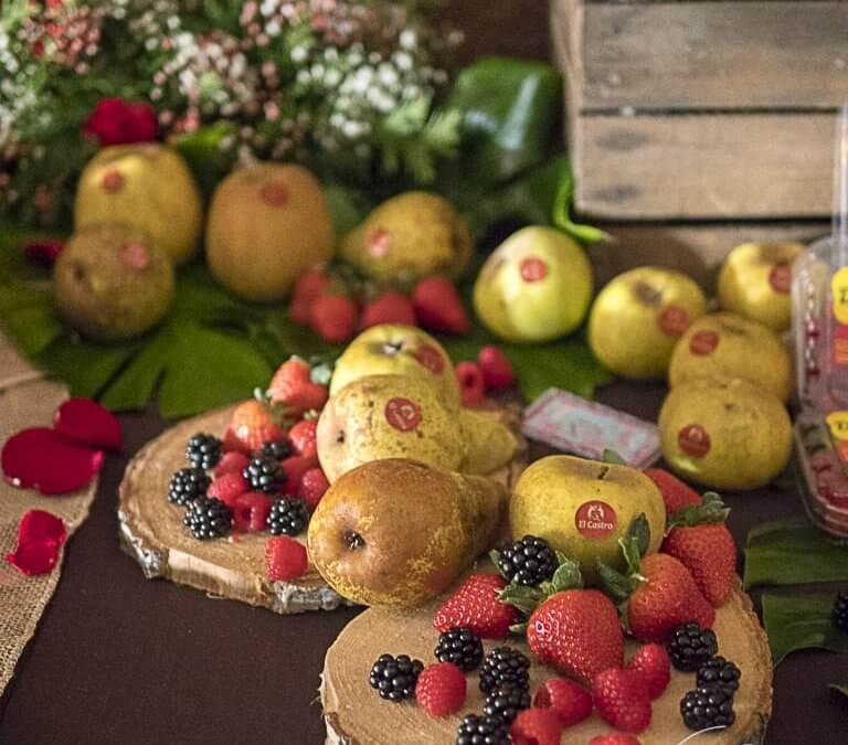 Los berries representan a la gastronomía onubense en la II Fiesta del Botillo en Huelva
