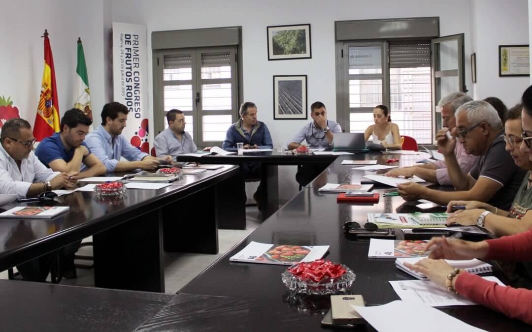 Freshuelva acoge la primera reunión de la Comisión de Seguimiento del Prelsi
