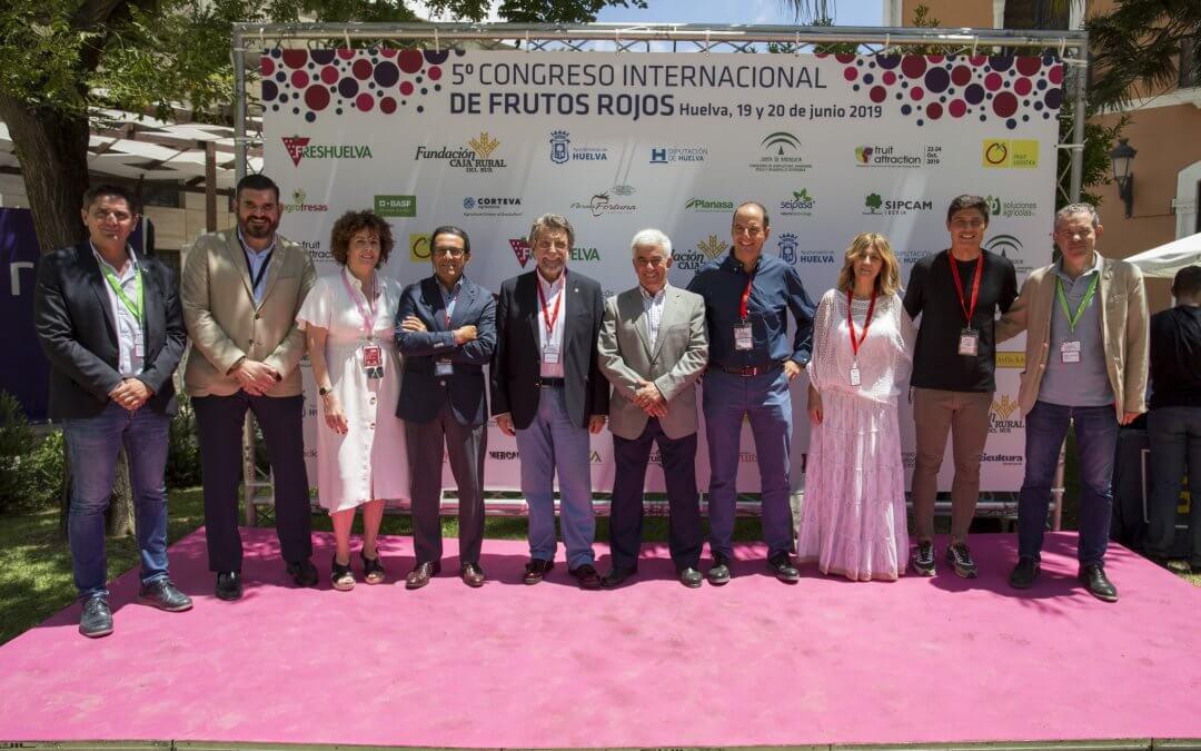 El 5º Congreso Internacional de Frutos Rojos pone el acento en las propiedades nutricionales y el enorme potencial antioxidante de los frutos rojos como nuevos valores de venta