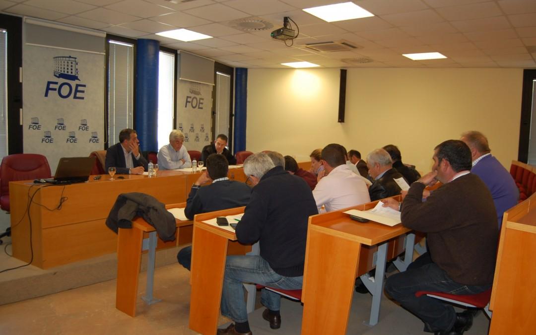 La Asamblea General de Freshuelva aprueba la previsión de presupuesto para 2013