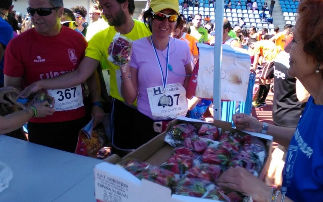 Freshuelva colabora con la V Carrera Popular 'La salud Mental con el Deporte' que organiza Feafes en Huelva