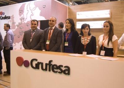 Grufesa presenta la actualizacion de su marca en la tercera edicion de Fruit Attraction