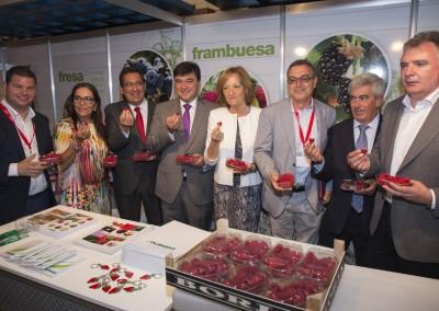 I Congreso de Frutos Rojos