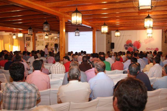 Onubafruit celebra su asamblea general