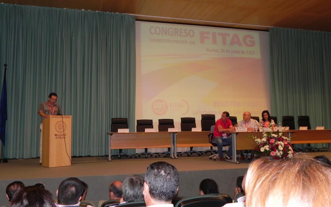 Freshuelva participa como invitada en el Congreso Constituyente de FITAG-Huelva