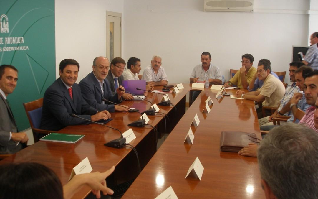 Agricultura y Pesca recoge las demandas y daños del sector por la E. Coli
