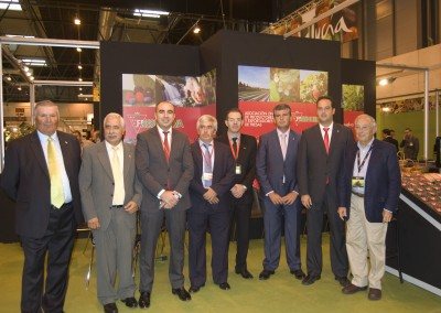 STAND DE FRESHUELVA EN FRUIT ATTRACTION 2011