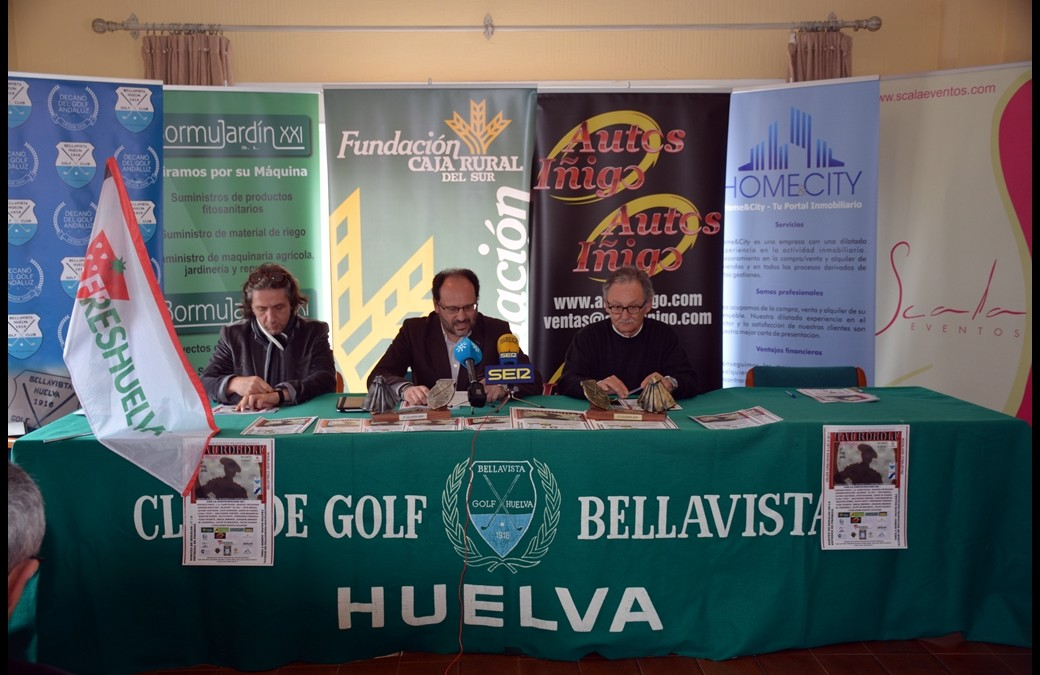 Freshuelva colabora con el Torneo Benéfico Taurogolf a beneficio de Cáritas