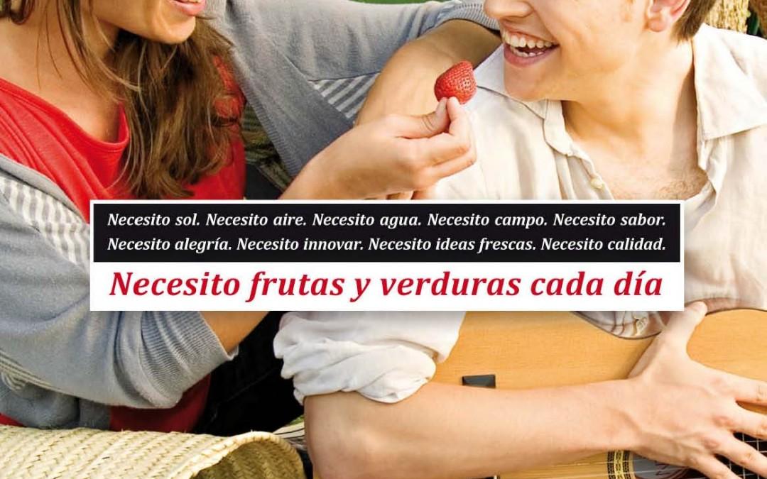 España pone en marcha una campaña en Alemania para promocionar las frutas y hortalizas españolas