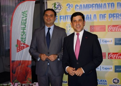 Copa Fútbol Alcalde y consejero