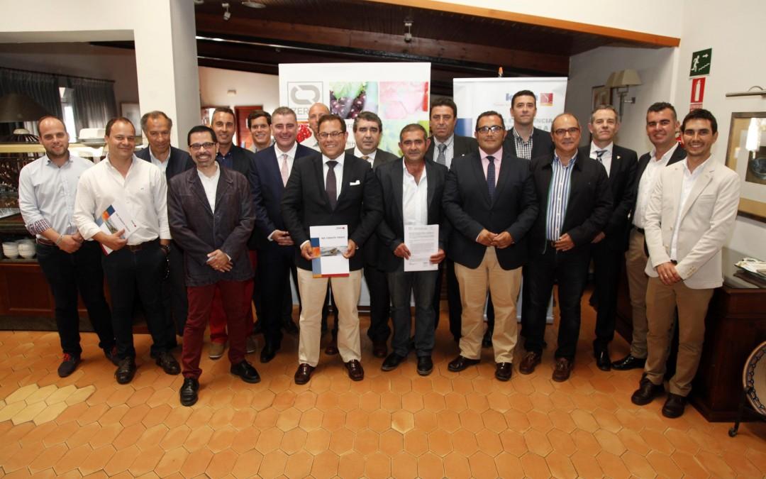 Empresas asociadas de Freshuelva reciben la certificación Zerya