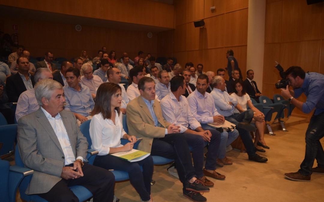El sector apuesta por la IGP para diferenciar la calidad y el origen de las fresas onubenses