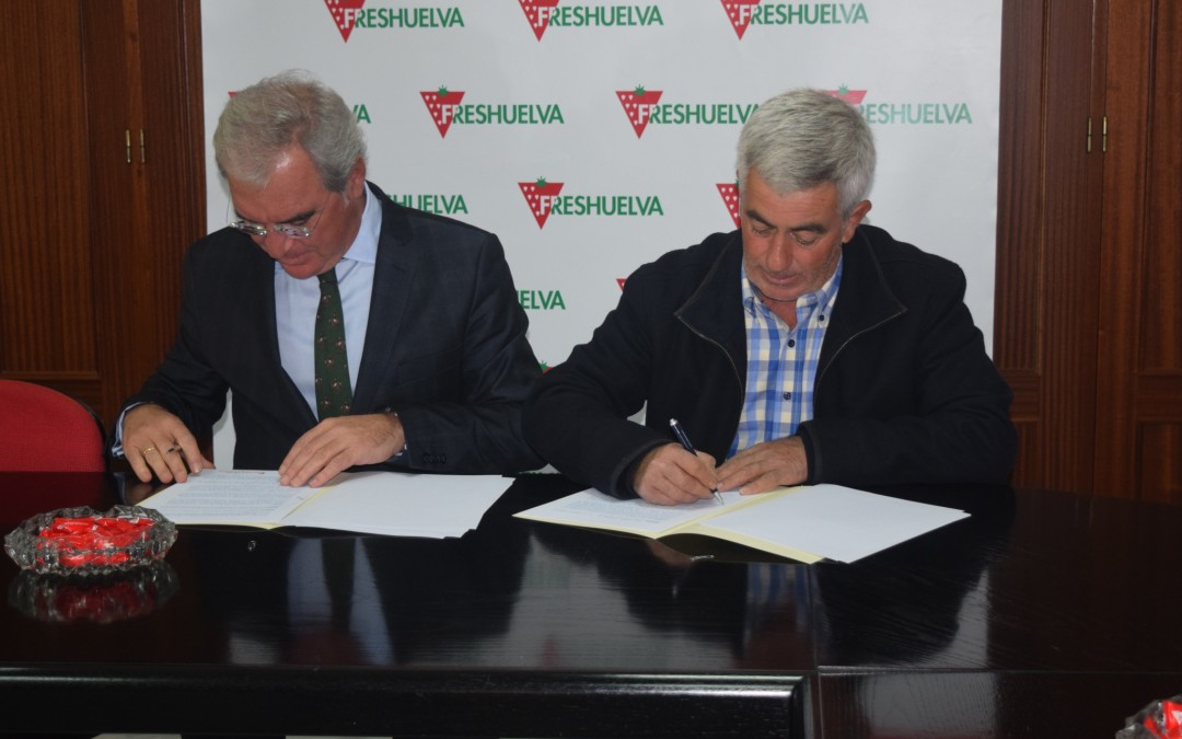 Eco-Lex Gestión SL, nuevo partner de Freshuelva