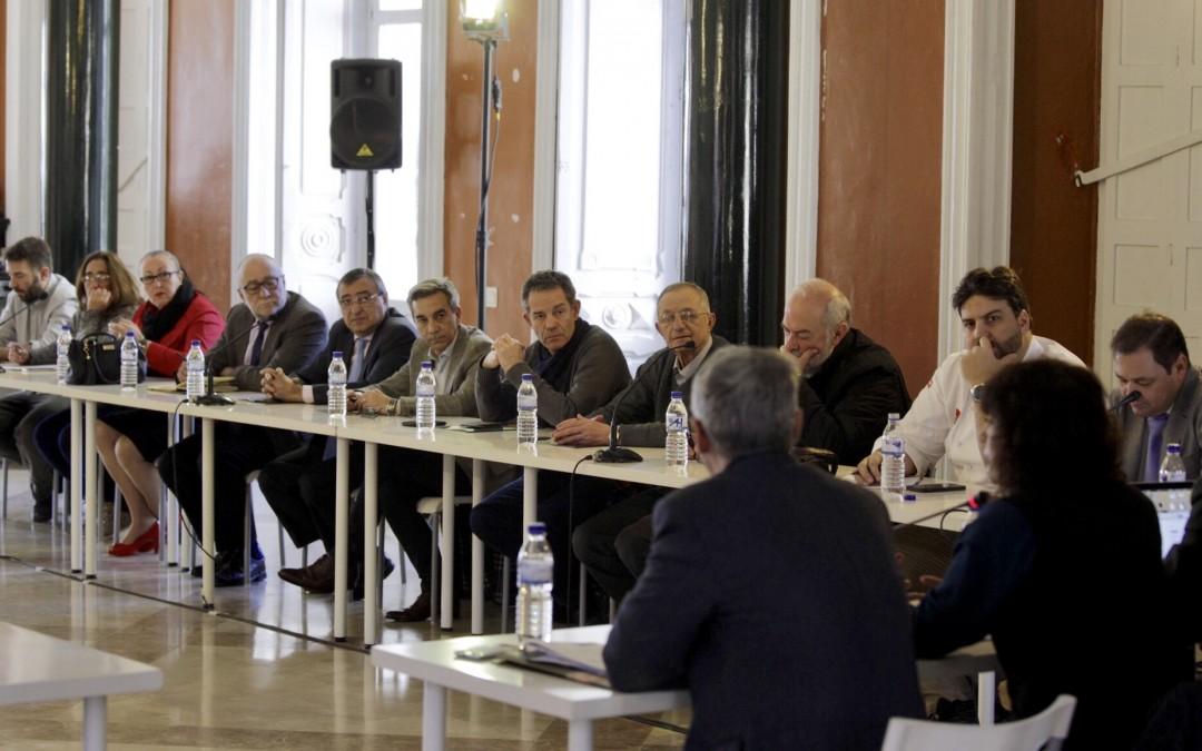 Freshuelva, presente en el Comité Consultivo para ejercer la Capitalidad Gastronómica de Huelva