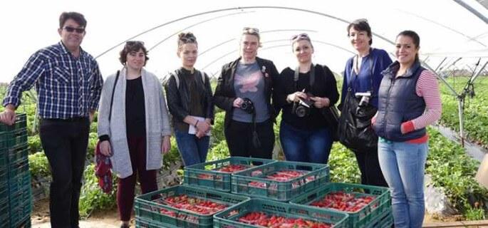 Flor de Doñana participa en Núremberg en la Feria Biofach de productos ecológicos