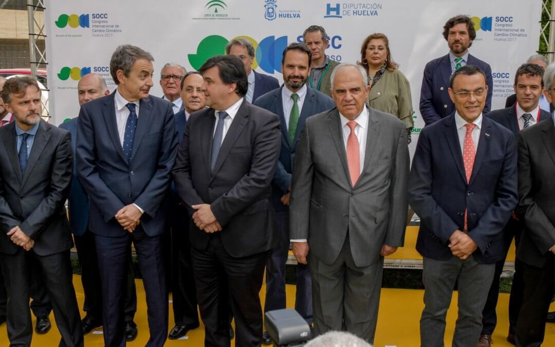 Freshuelva colabora con el Congreso Internacional de Cambio Climático