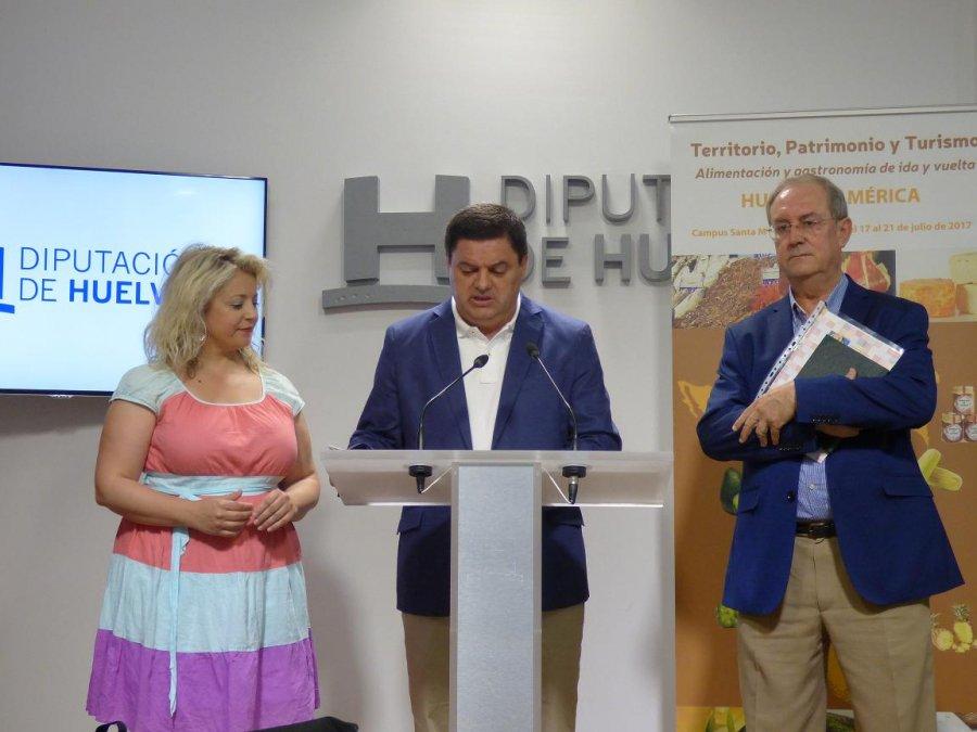 Freshuelva participa en los cursos de verano de la UNIA