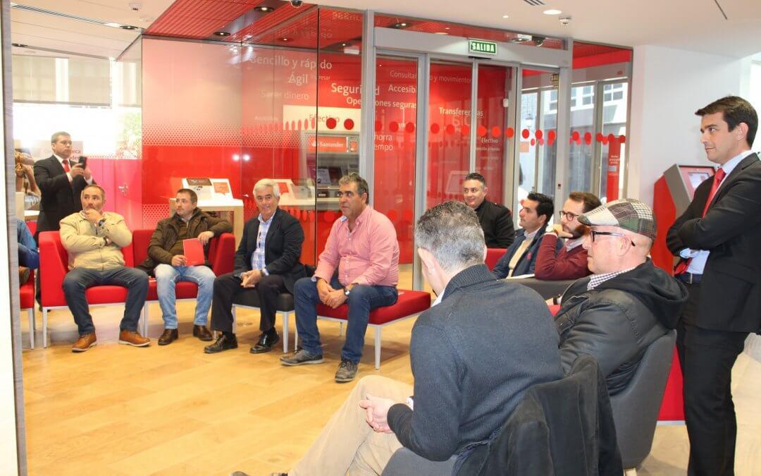 Freshuelva participa en la Jornada Santander Agro