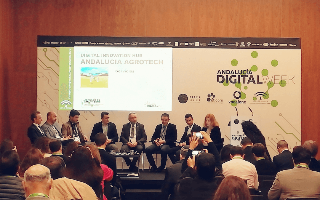Freshuelva participa en la Jornada Agrotech de la Andalucía Digital Week