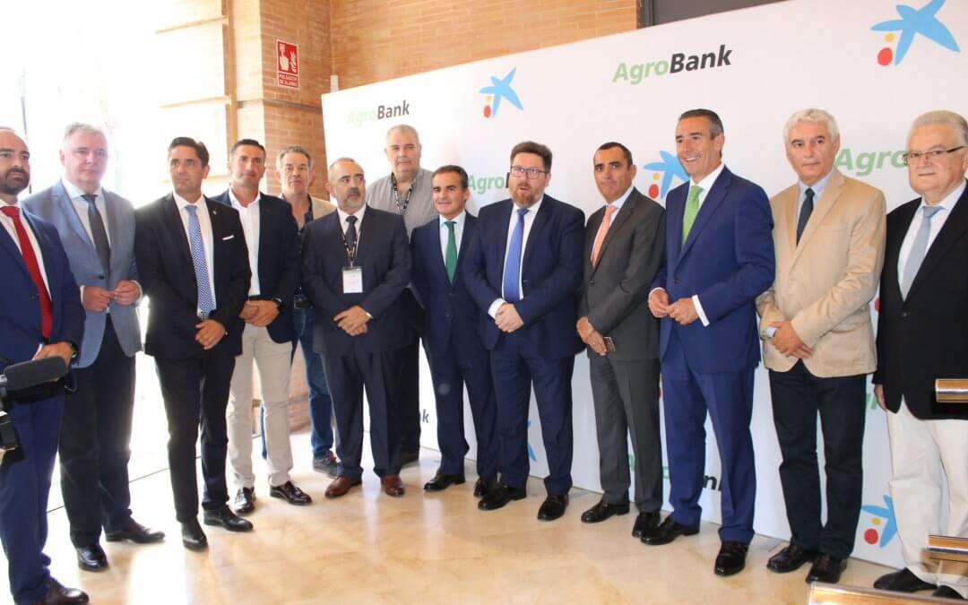 Expertos destacan a Huelva como referente de la innovación agroalimentaria en unas jornadas organizadas por Agrobank