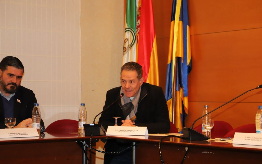 Freshuelva participa en la presentación en Moguer de la asociación M-Solidaria